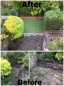Best Gardening Services London