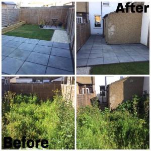 Landscape gardening company London