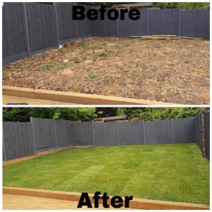 Professional Gardening Services London