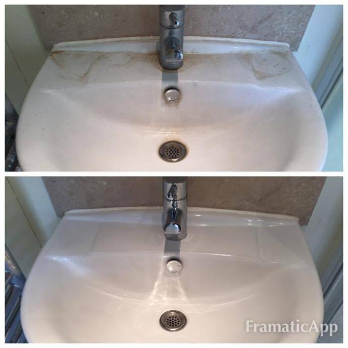 bathroom deep cleaning London