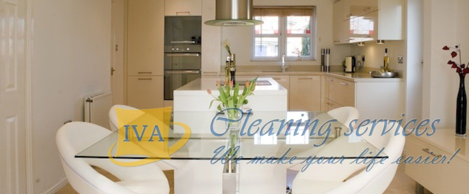 About Iva Cleaning London