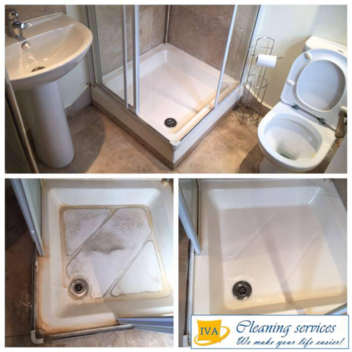 Bathroom Deep Cleaning Service Iva Cleaning Services London - Bathroom deep cleaning service