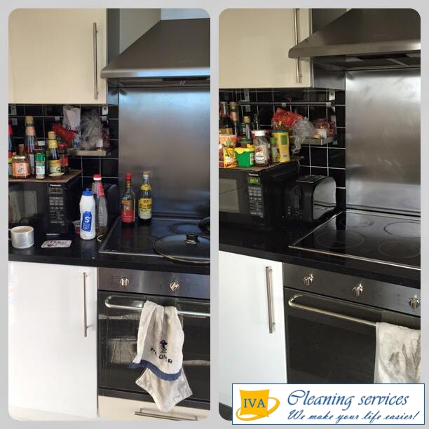 Iva Cleaning Services London