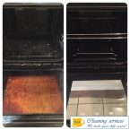 end of tenancy and oven cleaning London
