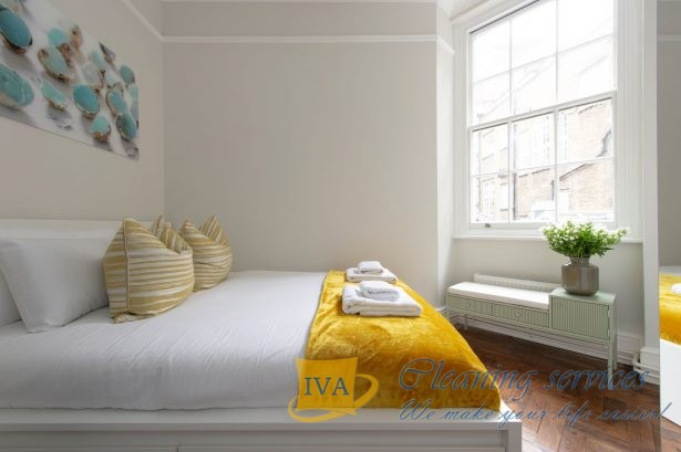 Marylebone airbnb cleaning