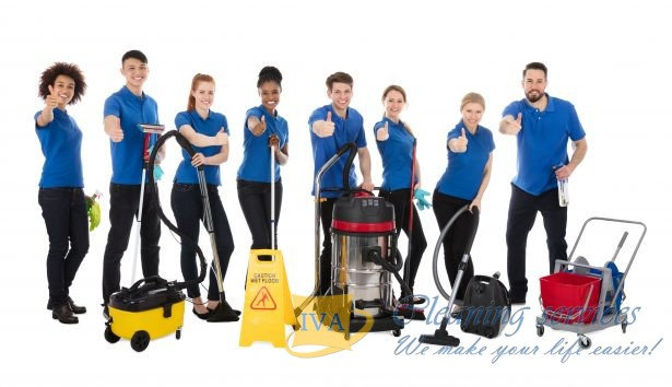 Iva Cleaning London Services